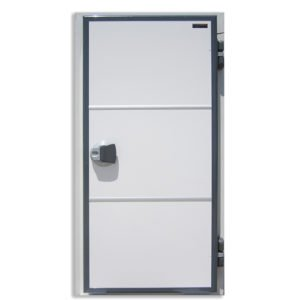 Περιστροφική πόρτα κατάψυξης με κατωκάσι - Theoprofil.com